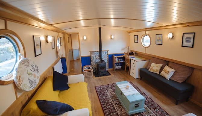 Unique Houseboat In The City Glasgow 2020 Updated Prices