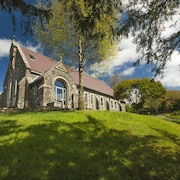 Ancient and Modern Stylishly Combine in This Beautiful Church in Snowdonia
