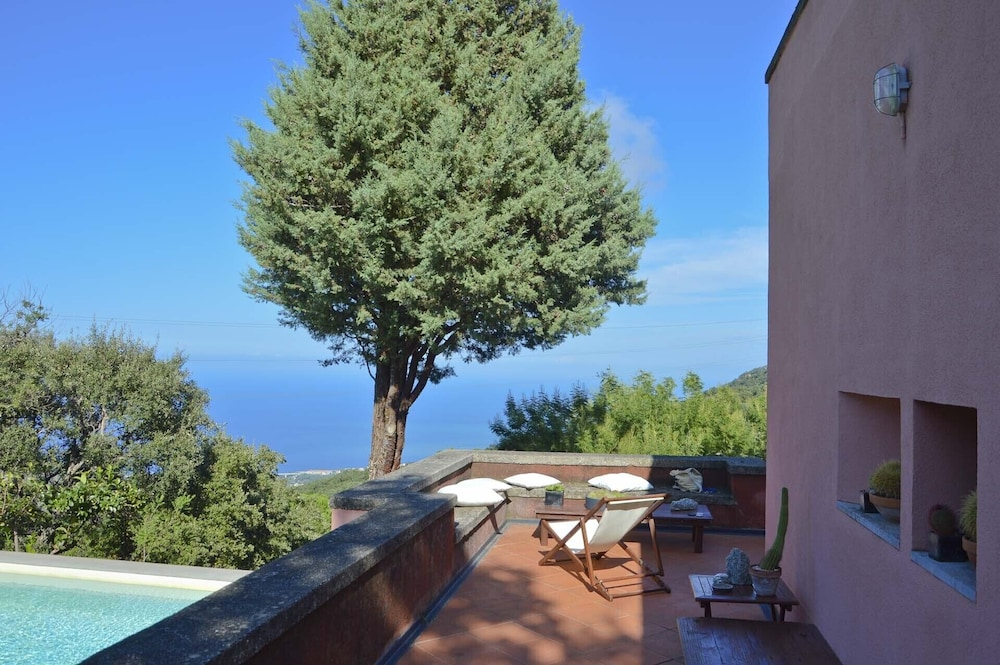House With Pool, sea Views Near Cefalu and Castelbuono and Beach 10 ...