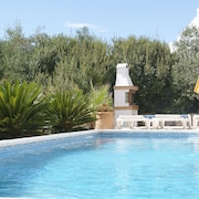 Idyllic Location - Detached Villa With Private Pool and Stunning Views