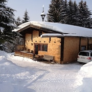 Romantic Mountain hut in the Kitzbühel Alps for Skiing and Hiking Holidays