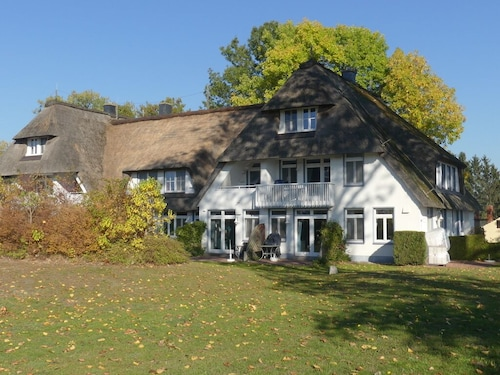 Country House on the Lagoon in Stolpe on Usedom