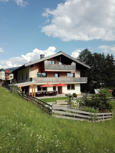 Holiday Home Sonnhof am Walchsee in Tyrol, Near the Lake, Lake View, Garden, Play Area