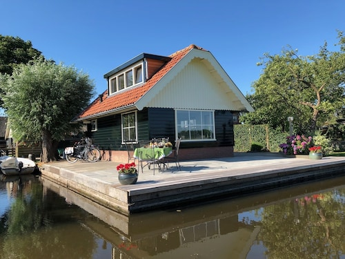 Nature House Near Amsterdam Peace and Beautiful View of Private Rental