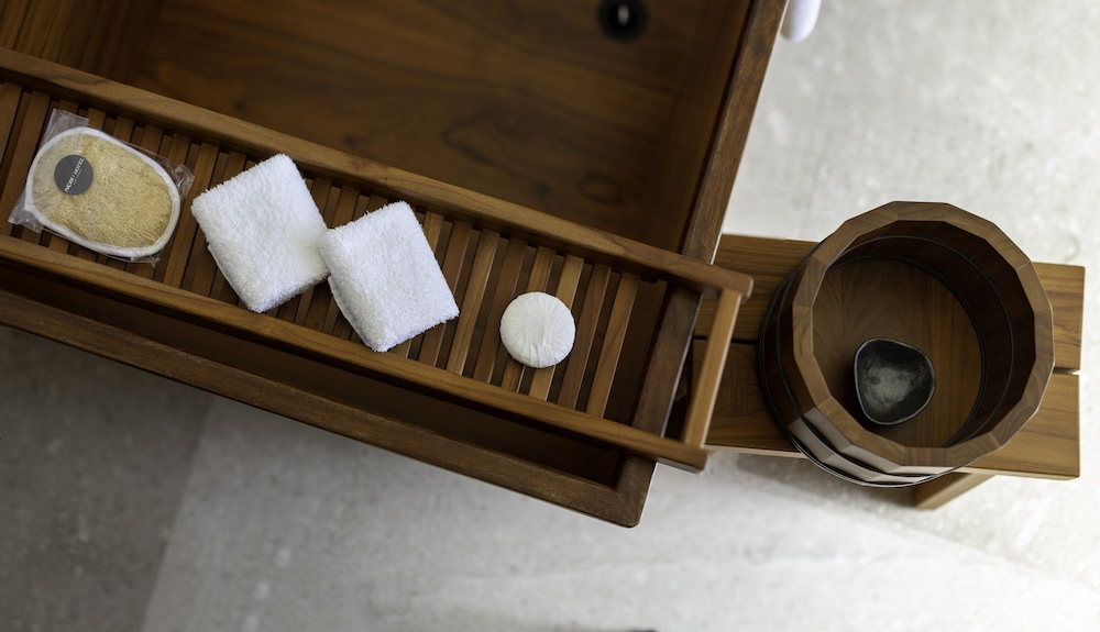 Bathroom Amenities, Nobu Hotel Los Cabos