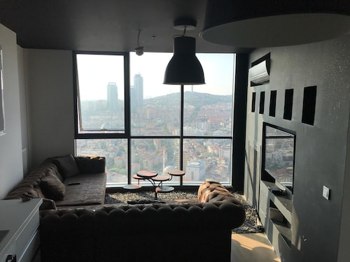 Dumankaya Ikon 38 Floor 2 Bedroom A