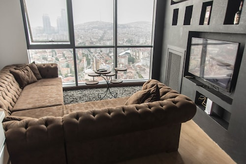Dumankaya Ikon 38 Floor 2 Bedroom D