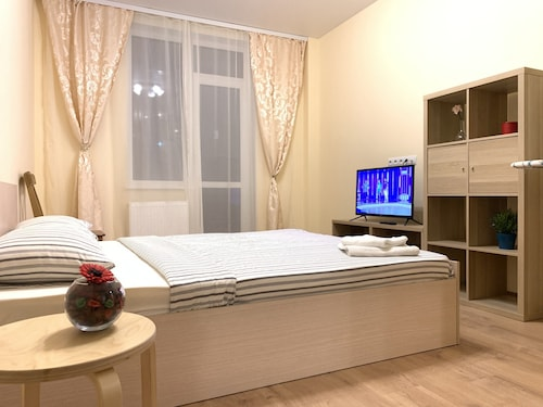 Apartment near Moscovskie Vorota