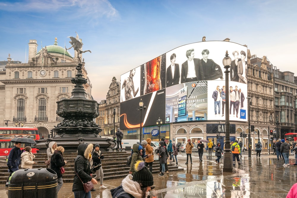 Featured Image, Luxury Studio Apart Piccadilly Circus
