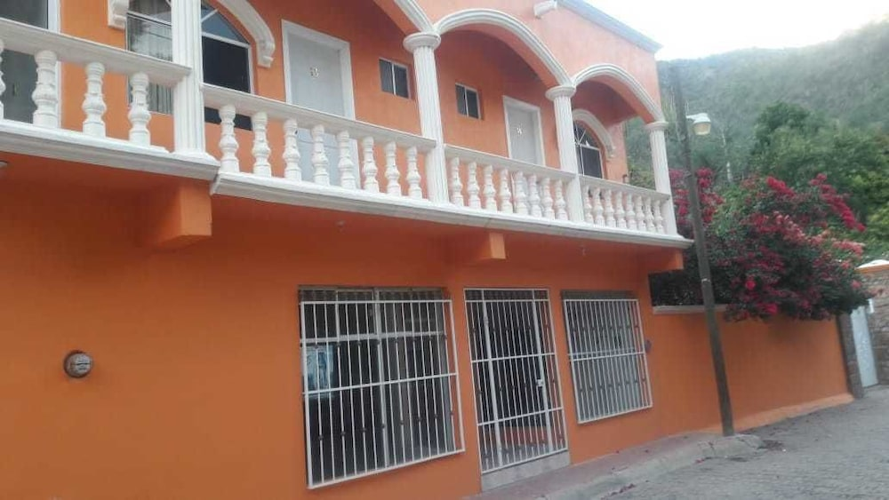 Front of Property, Hotel Real De San Pedro