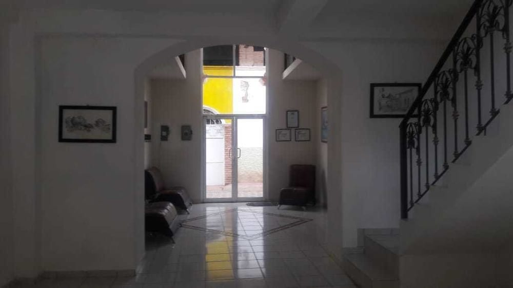 Interior Entrance, Hotel Real De San Pedro