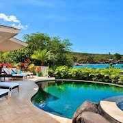 Coral Gardens Estate at Makena Bay - Private Ocean View Home
