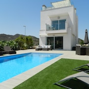 Centre of La Manga Club With Private Heated Pool