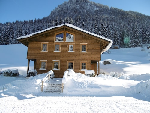 Maisäß Cottage Neuberg Alm - Holidays in the Montafon Mountains With Sauna