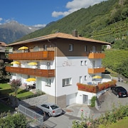 Appartement Elke in Algund Dorf Inclusive Algundcard