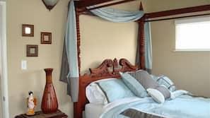 1 多间卧室、熨斗/熨衣板、WiFi、床单