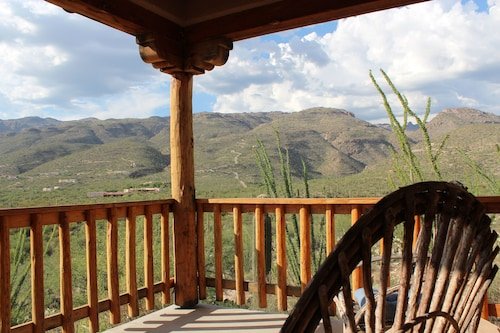 Tohono Trail Casita - Private Casita With Stunning Mountain Views