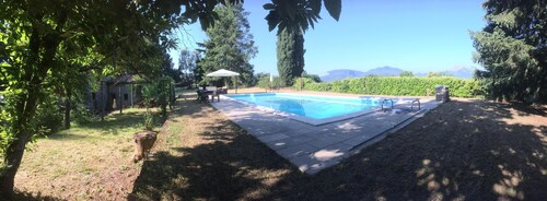 Villa With 3 Bedrooms in Barga, With Wonderful Mountain View, Private Pool, Furnished Garden - 57 km From the Beach