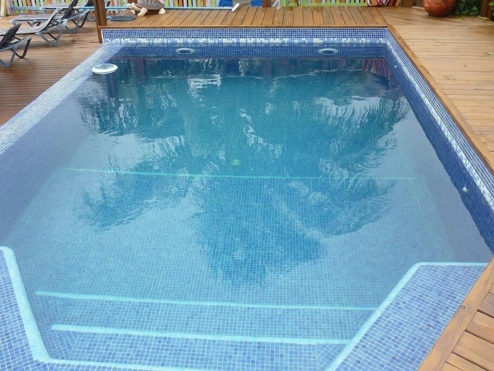 Outdoor Pool, Wikkid Resort
