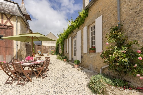 Marigny Cottage, in the Heart of the Landing Beaches