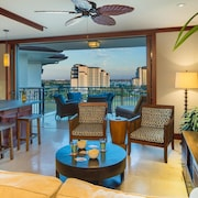 Three-bedroom Villas at Ko Olina Beach Villas Resort