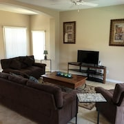 Gated 4B Home w/ Pool, ON Resort Close to Disney!