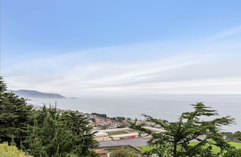 Farallon Allure - Top Coastline Views San Francisco Airport West Sleeps 16