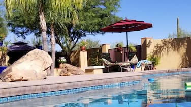Private Casita, Patio & Pool, Quiet Area, N. Scottsdale Area, Cave Creek, Az