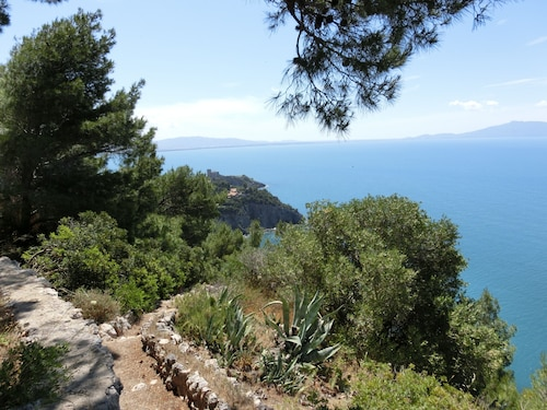 Peninsula With Villa in the Nature Park, Completely Secluded and Absolutely Quiet