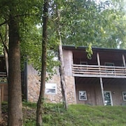Secluded Tims Ford Lake Access Home, Lynchburg, TN