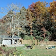 The Nantahala Spiritual Retreat - a Remote and Peaceful Getaway in Nature!