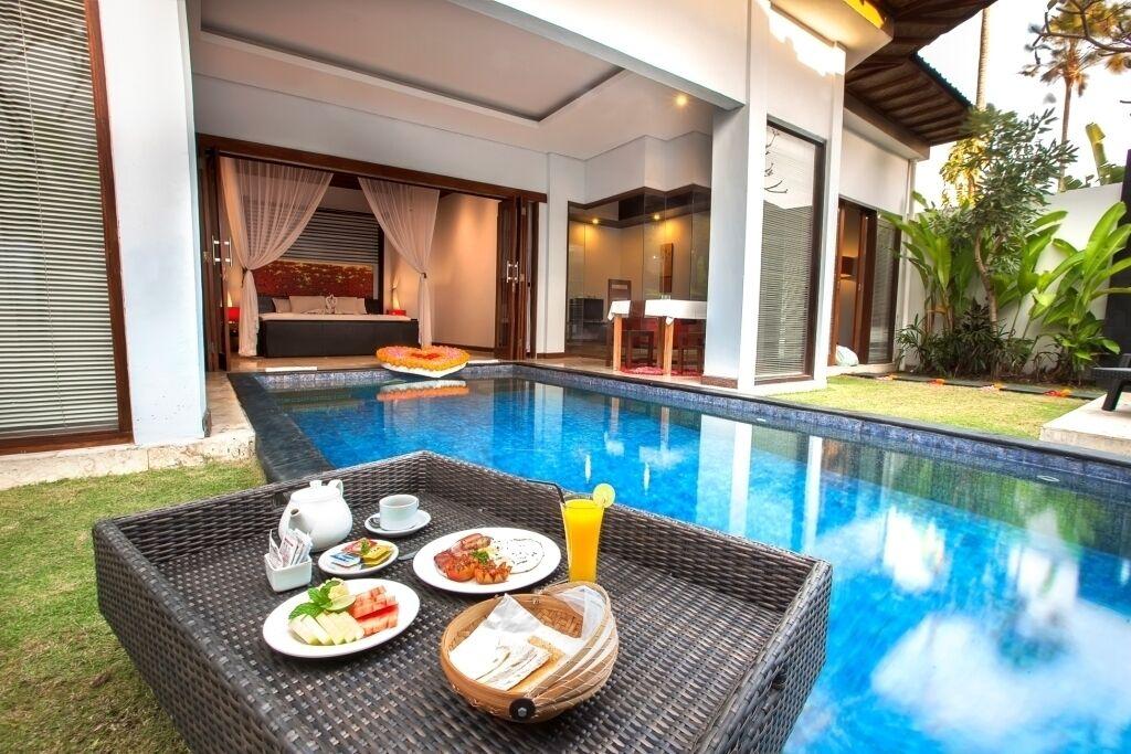 Privacy Romantic Elegant Perfect Location In Seminyak Expedia