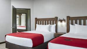 Wifi gratis y ropa de cama