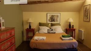 6 Schlafzimmer, Babybetten