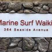 Marine Surf Studio/free Parking & Wifi/10b