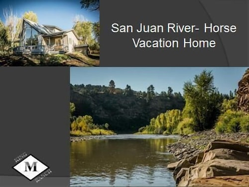 San Juan River-horse-vacation Home