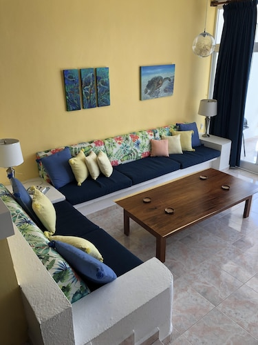 Luxury Ocean Front Double Condo in La Sirena Akumal - w/ new Cleaning Protocol