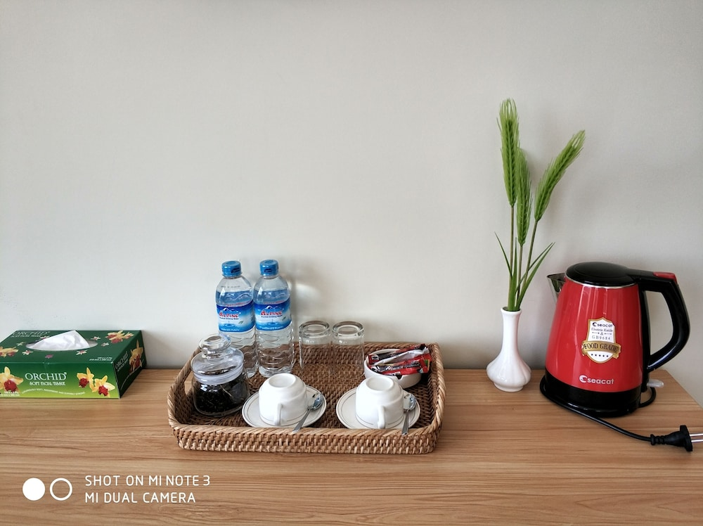 Coffee and/or Coffee Maker, Kayah Land Hotel