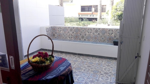 Apartment With one Bedroom in Costa del Silencio, With Pool Access, Furnished Terrace and Wifi - 1 km From the Beach