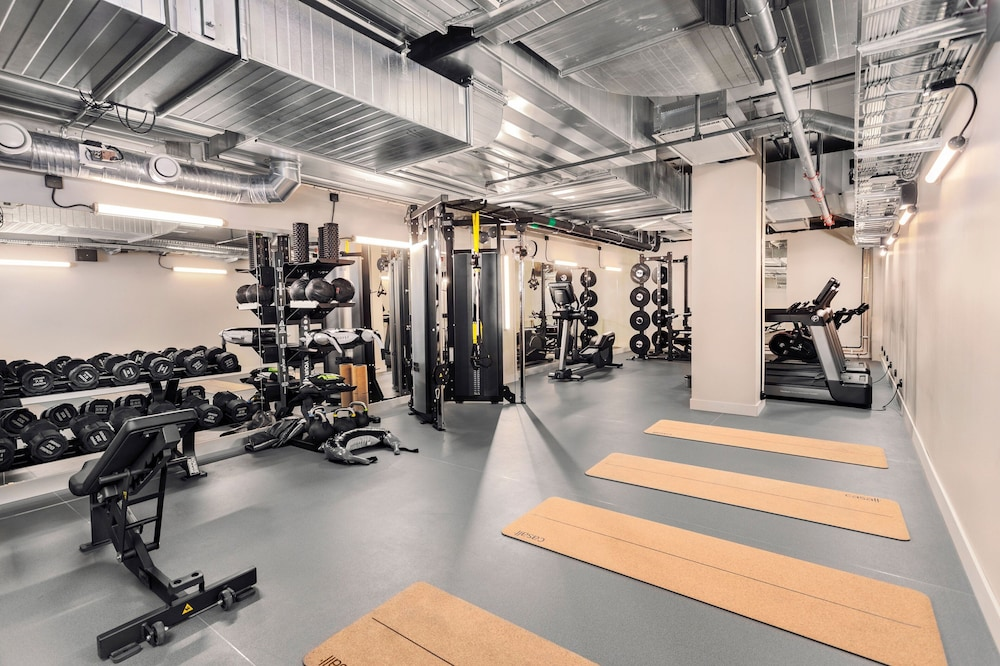 Fitness Facility, Blique by Nobis, Stockholm, a Member of Design Hotel