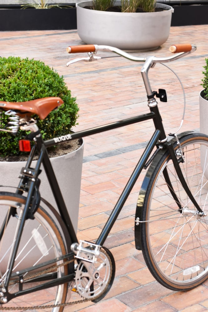 Bicycling, Blique by Nobis, Stockholm, a Member of Design Hotel