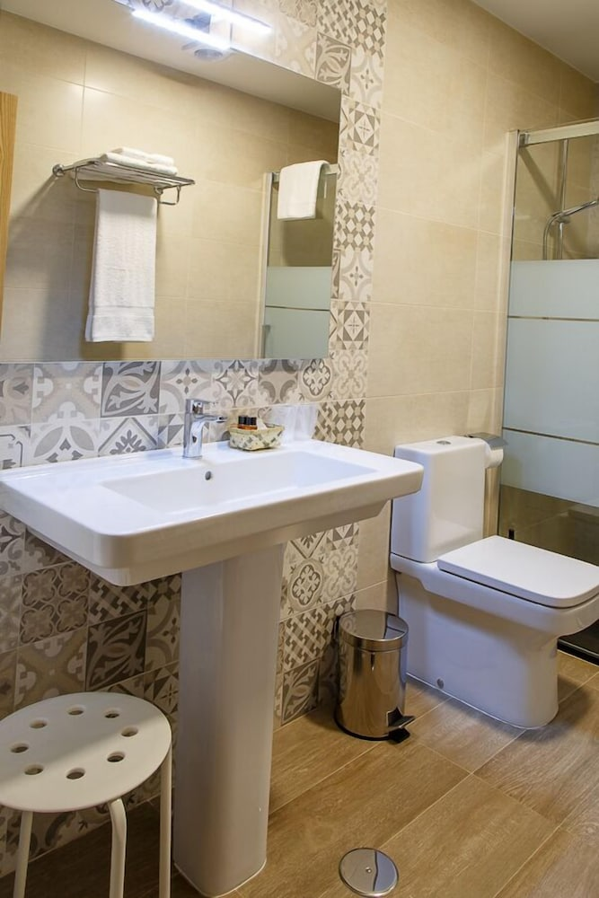 Bathroom, Casa Barán