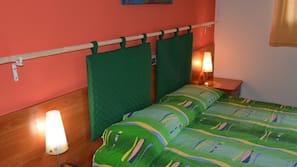 Linens, wheelchair access