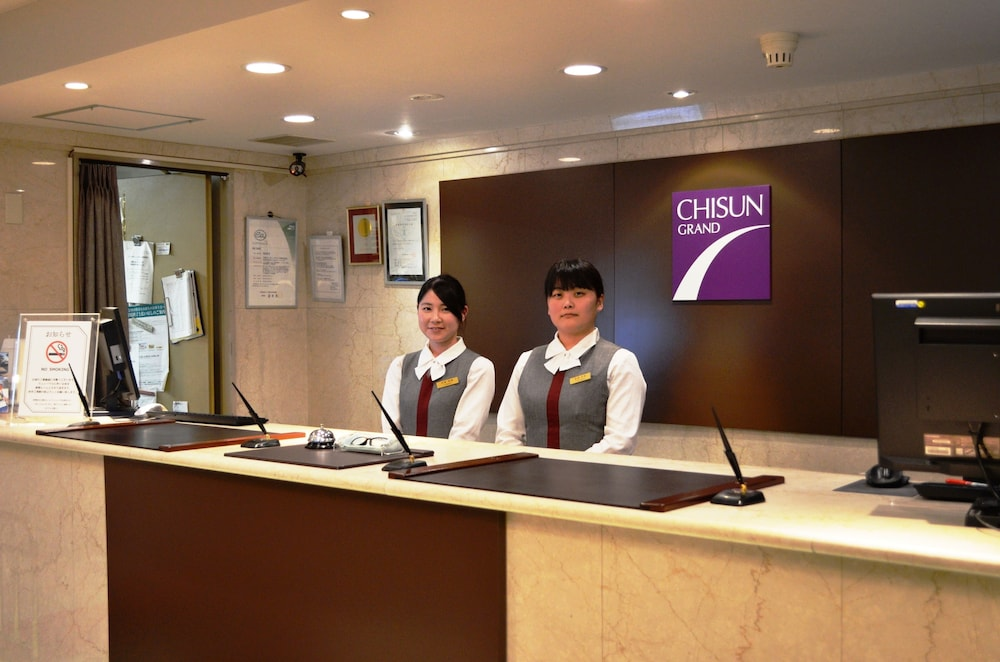 Check-in/Check-out Kiosk, Alphabed Takamatsu Kawaramachi EAST
