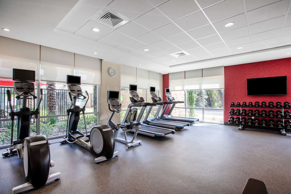 Fitness Facility, Home2 Suites by Hilton Carlsbad, CA