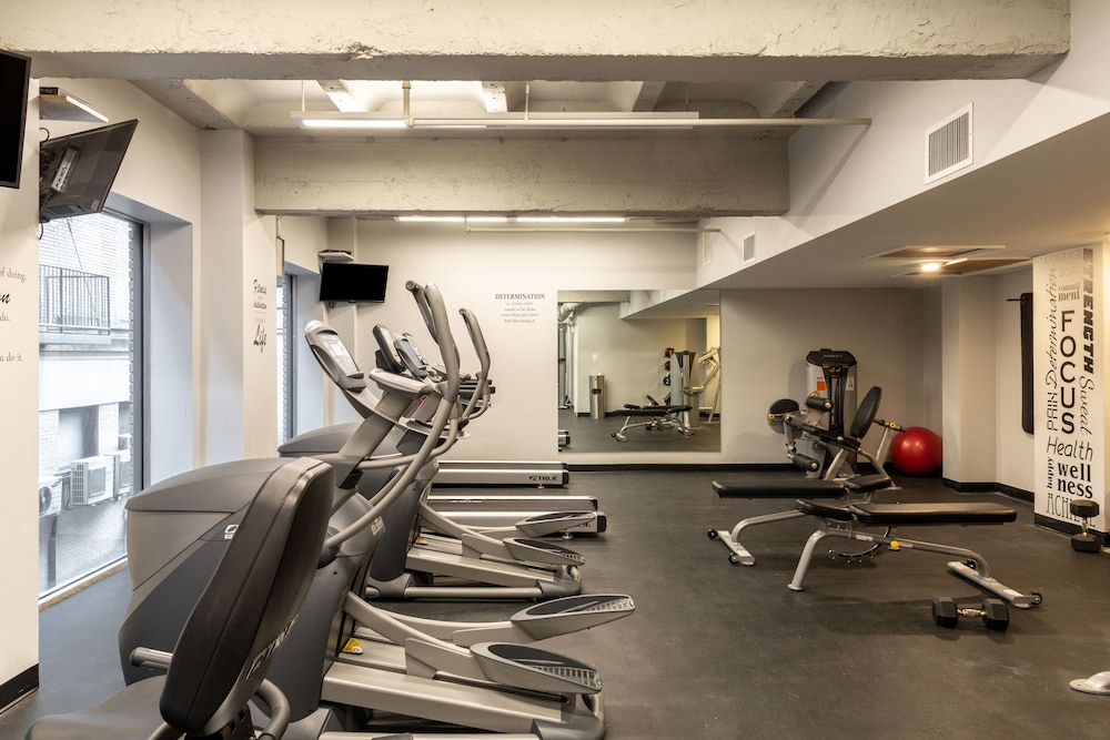 Fitness Studio, Stay Alfred at The Point