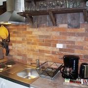 Keittotila huoneessa