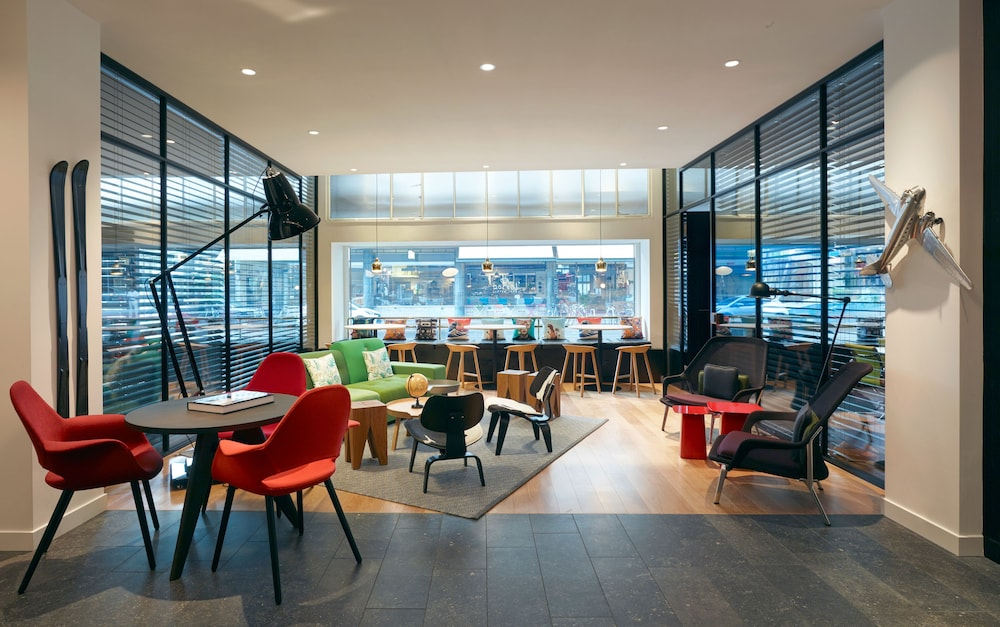 Featured Image, citizenM Zürich