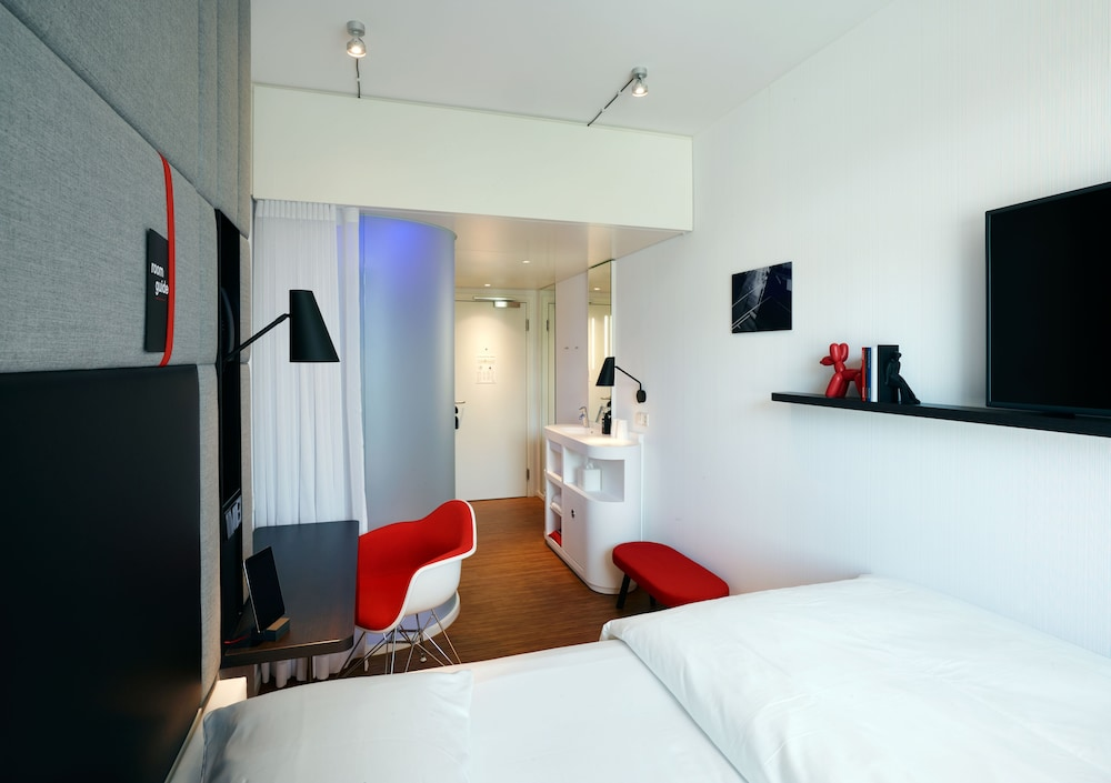 Room, citizenM Zürich