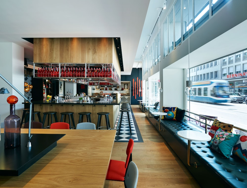 Bar, citizenM Zürich